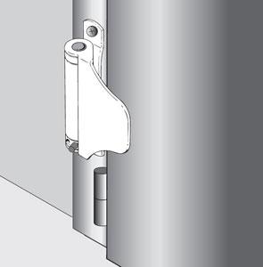 Дверная пружина ПИККОЛО